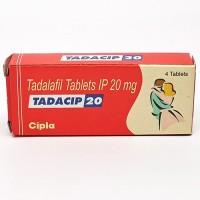 Tadacip Cialis generico 20 mg